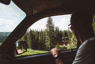 Entspannt Autofahren