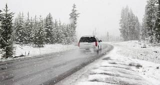 Mietwagen mit Winterreifen