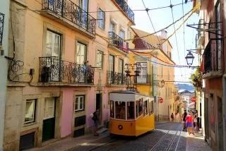Mietwagen Lissabon buchen